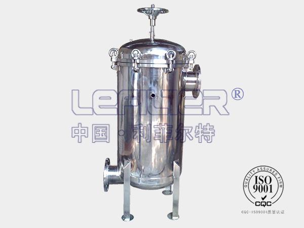 法兰式LFD-2-10P大流量水过滤器