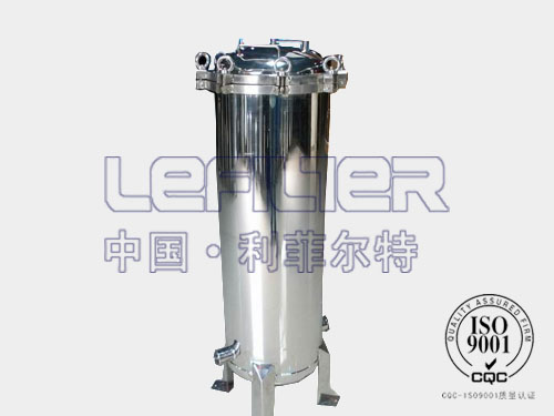 废水深度处理过滤LFD-2-5P袋式过滤器