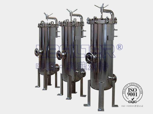 电厂水处理LFB-4-10X保安过滤器