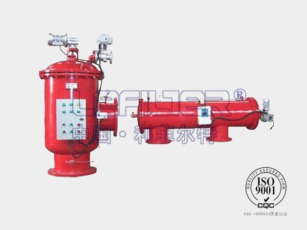 工业循环水除杂LFZ-530-X自清洗过滤器