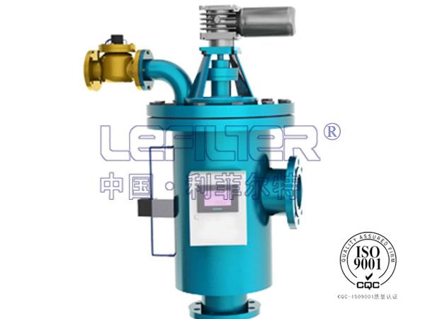 循环冷却水LFZ-530-X自清洗过滤器