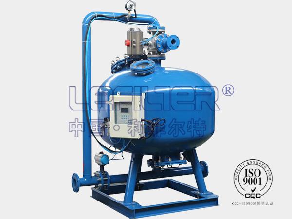 工业工艺用水过滤浅层砂过滤器