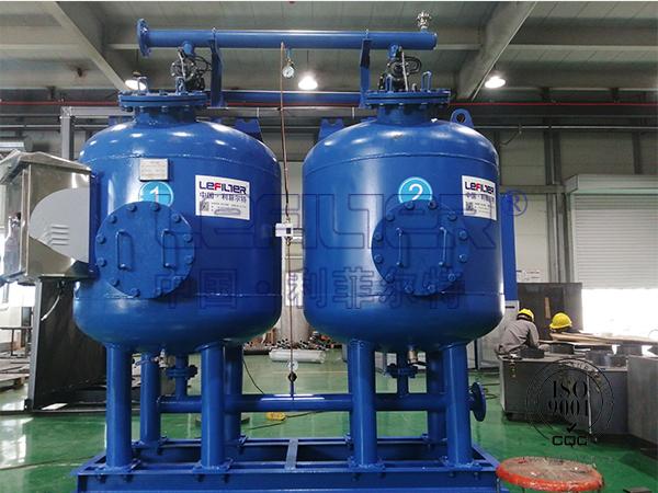 浅层砂过滤器如何有效解决水污染问题