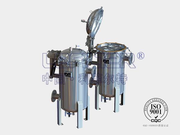 工业水处理大通量保安过滤器