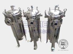 造纸厂循环水LFB-4-20X保安过滤器