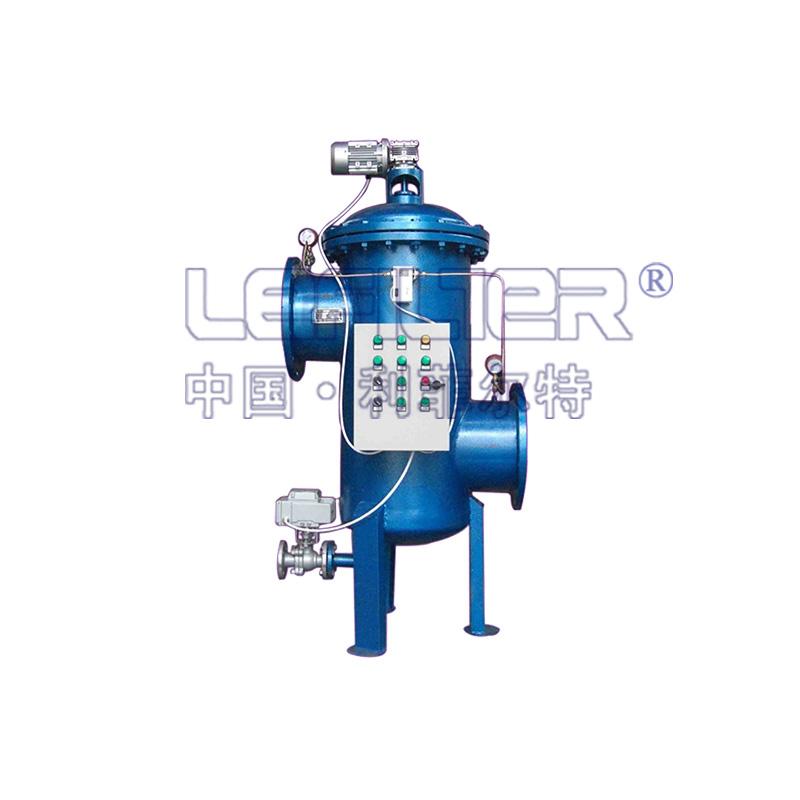 循环冷却水DN200多柱式自清洗过滤器