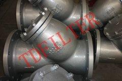 y型过滤器DN150-管道过滤器