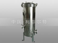 不锈钢袋式过滤器LFD-2-5P
