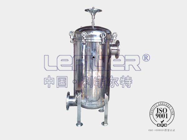 饮料厂不锈钢保安过滤器