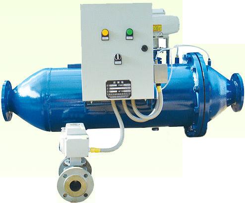 污水处理设备反冲洗过滤器